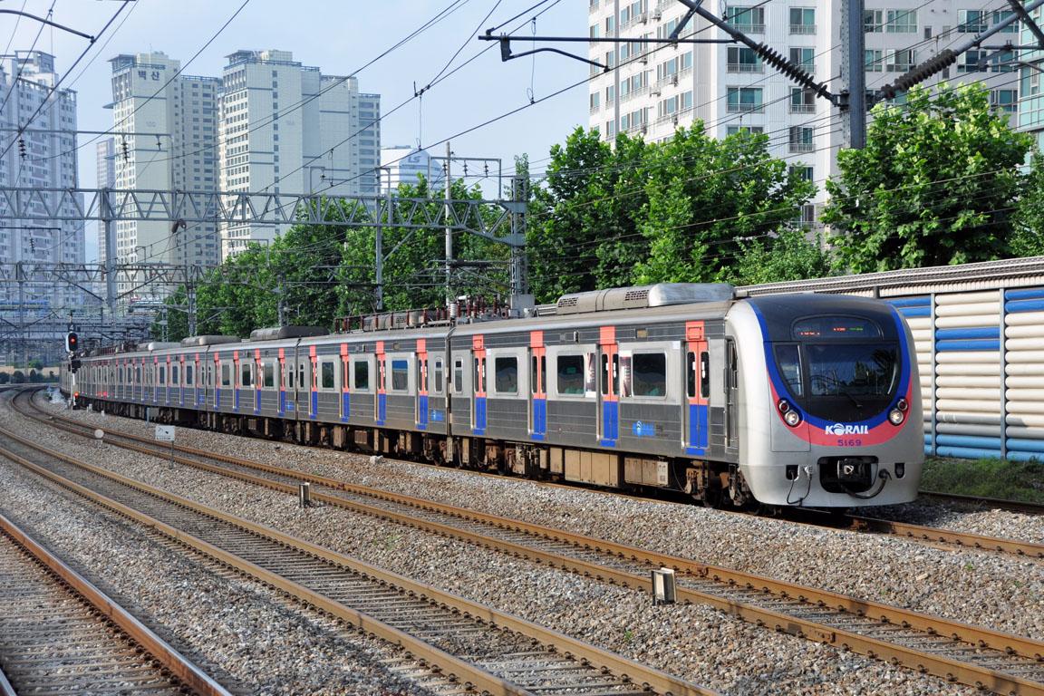 Railways: Seoul:KORAIL #3